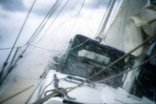 Force 13 in mid-Atlantic: surviving a truly ferocious winter gale – Yachting World