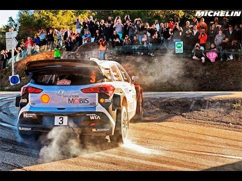 Leg 1 – 2016 WRC Tour de Corse – Michelin Motorsport – YouTube