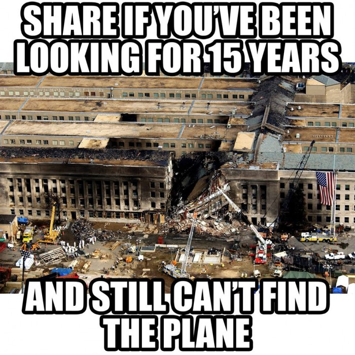 "Cant find flight 93 or the one that ""hit"" WTC building 7 that came down either, lots ..."