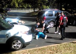 Rakeyia Scott's Slip Of The Tongue Is A Window Into The Poignancy Of Police Shootings   Hu ...