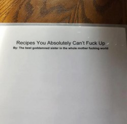 We Can't Stop Laughing At This Basic Cookbook A Girl Wrote For Her 'Cave Man'  ...