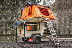 Base Camp Off-Road Trailer | HiConsumption