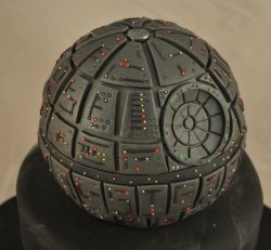 Awesome Death Star Cake