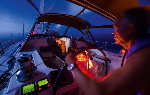 Night sailing: top tips and expert advice to see you safely through until dawn – Yachting  ...