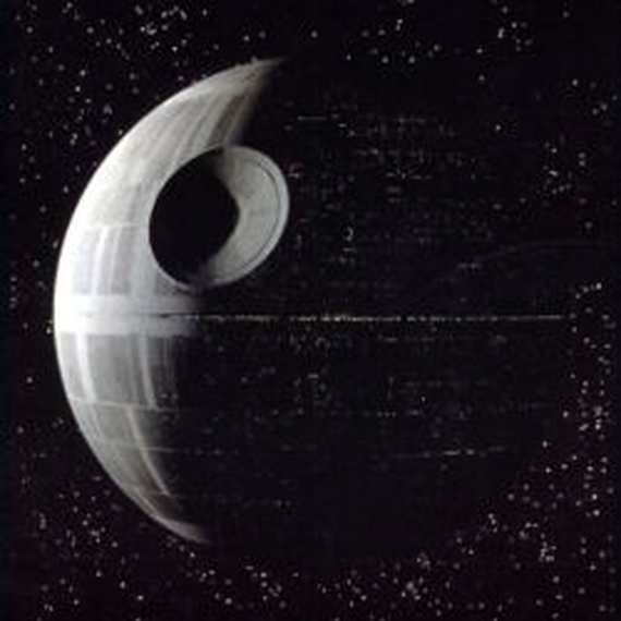 Star Wars Death Star's famed feature was a complete accident – CNET