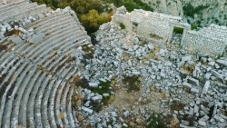 Termessos, Antalya Drone Footage on Vimeo