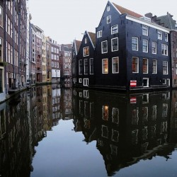 Amsterdam. Venice of the North