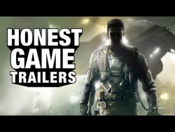 CALL OF DUTY: INFINITE WARFARE (Honest Game Trailers) – YouTube