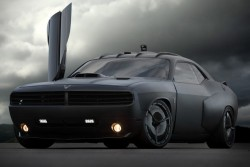 Dodge Challenger Vapor for U.S. Air Force | HiConsumption