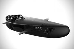 Ortega Mk. 1C Three Seater Submersible   HiConsumption