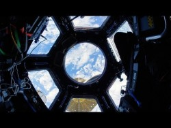 Space Station Fisheye Fly-Through 4K (Ultra HD) – YouTube