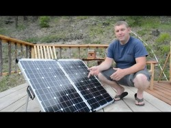 Stupid-Easy Solar for Going Off Grid, RVs and Boondocking – YouTube