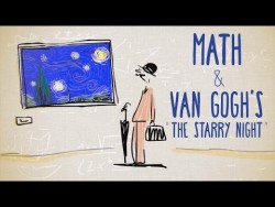 "The unexpected math behind Van Gogh's ""Starry Night"" – Natalya St. Clair ..."