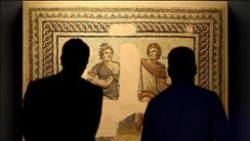 Turkey offers virtual tour of 'biggest mosaic museum'