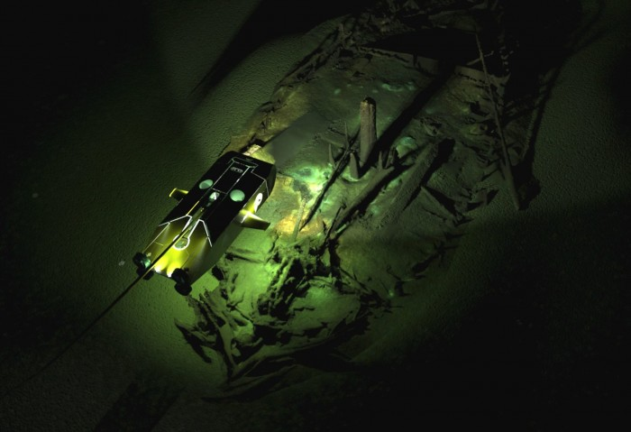 'We Couldn't Believe Our Eyes': A Lost World of Shipwrecks Is Found – The New York Times