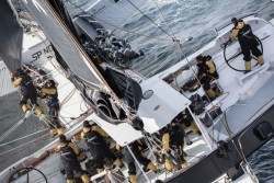 What it really looks like onboard the world's largest racing trimaran Spindrift 2 –  ...