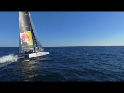 Offshore foiling