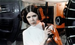 A life in pictures: Carrie Fisher | Culture | The Guardian