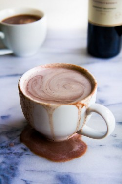 Adding Red Wine To Hot Chocolate Is The Answer For Everything | The Huffington Post