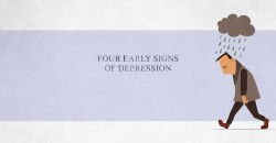 Four Early Signs of Depression – I Heart Intelligence