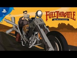 Full Throttle Remastered – PSX 2016: First Look Trailer | PS4 – YouTube