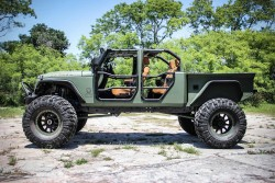 Jeep Wrangler JK Crew by Bruiser | HiConsumption