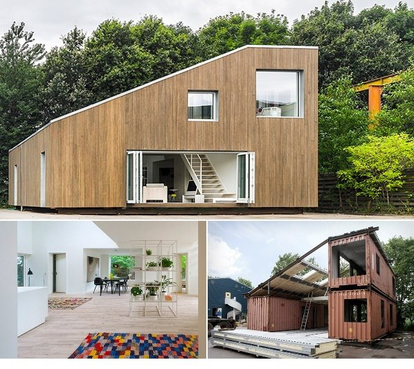 Sustainable Design Made of Shipping Containers | Home Design, Garden & Architecture Blog Mag ...
