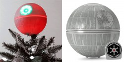The Death Star Is the Only Star That Should Sit Atop Your Christmas Tree