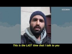 "Those ""final messages"" from Aleppo Syria look more like a coordinated PR campaign – YouTube"