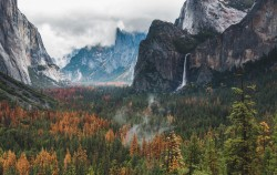 Yosemite in Autumn