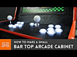 Build Your Own Arcade Cabinet with a Raspberry Pi