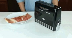 A Toaster Just for Bacon Will Make Every Meal So Much Better
