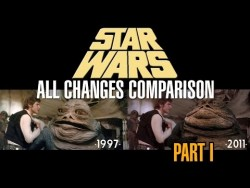 All Changes Made to Star Wars: A New Hope (Comparison Video) PART I – YouTube