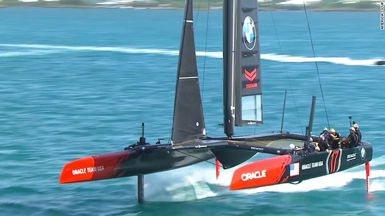 America's Cup: 'Incredible' boats to take to the waves – CNN.com