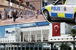 Antalya Airport bomb scare: Syrian man caught with bomb in Turkey | Daily Star