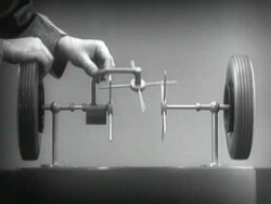 Around The Corner (1937) How Differential Steering Works – YouTube