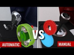 Automatic vs Manual Transmission – YouTube