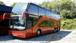 Ayats Bravo double deck sleeper coach 1999 to 2006 choice of 5. Nightliner  | eBay