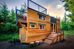 Basecamp Tiny House | HiConsumption