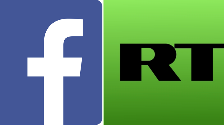 BREAKING: Facebook has blocked news channel RT [IMAGES] | The Canary