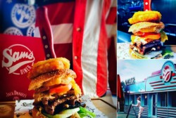 Can you stomach the Trump burger at this Cornwall diner? | Cornwall Live