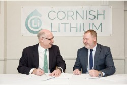 Cornwall could be on the verge of a mining revolution as vast reserves of precious lithium found ...