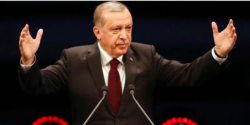 Erdoğan Proves EU Leaders Correct In Their Arguments That Turkey Doesn't Belong To Europe  ...