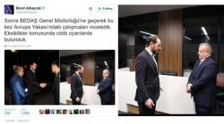 Erdoğan's son-in-law shares image of bureaucratic reprimand – Turkish Minute
