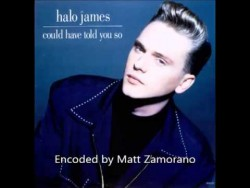 Halo James – Could have told you so (extended mix) 12-inch – YouTube