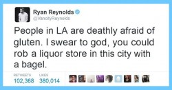 30 Hilarious Ryan Reynold's Tweets To Pay Homage To His Witty Genius