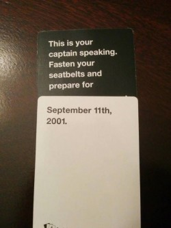 15 Instant Game Winners from Cards Against Humanity – CollegeHumor Post