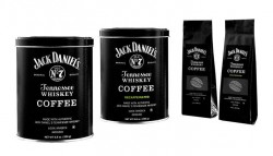 Jack Daniel's launches whiskey-flavored coffee