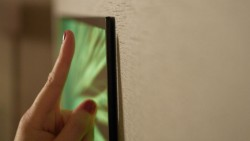 Just Look How Freaking Thin LG's New OLED TVs Are