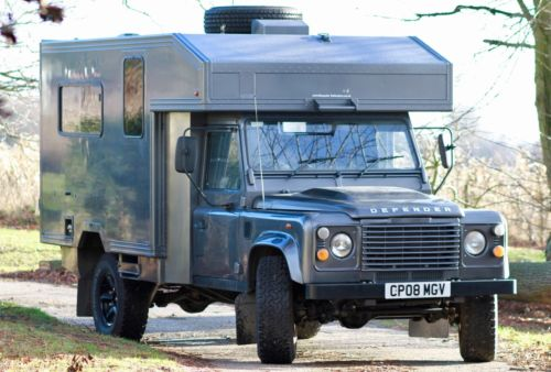 Landrover Defender Camper Van, multi use expedition and overland truck or van.  | eBay